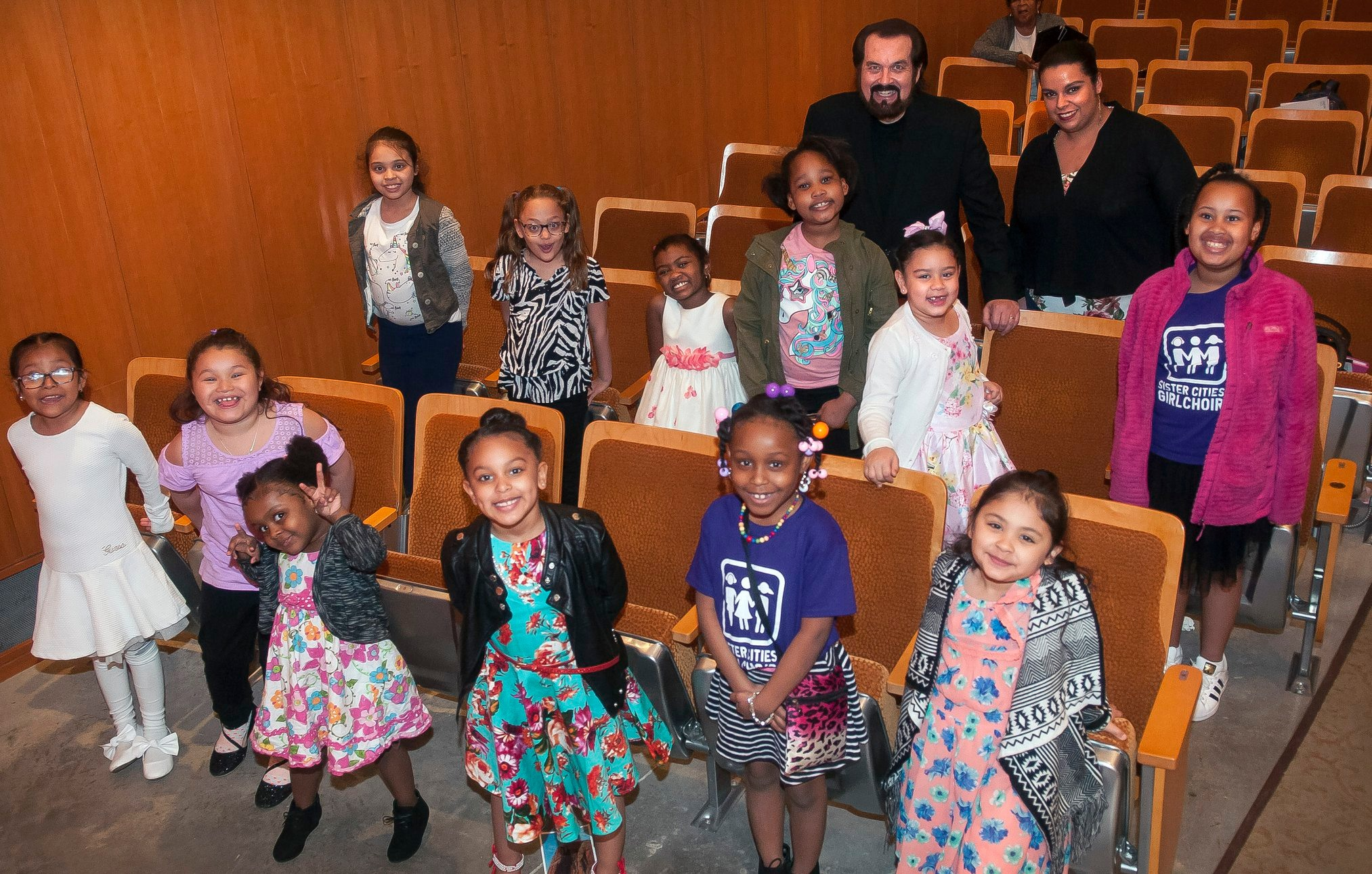 Sister Cities Girlchoir at The Concert Hall at Drew University